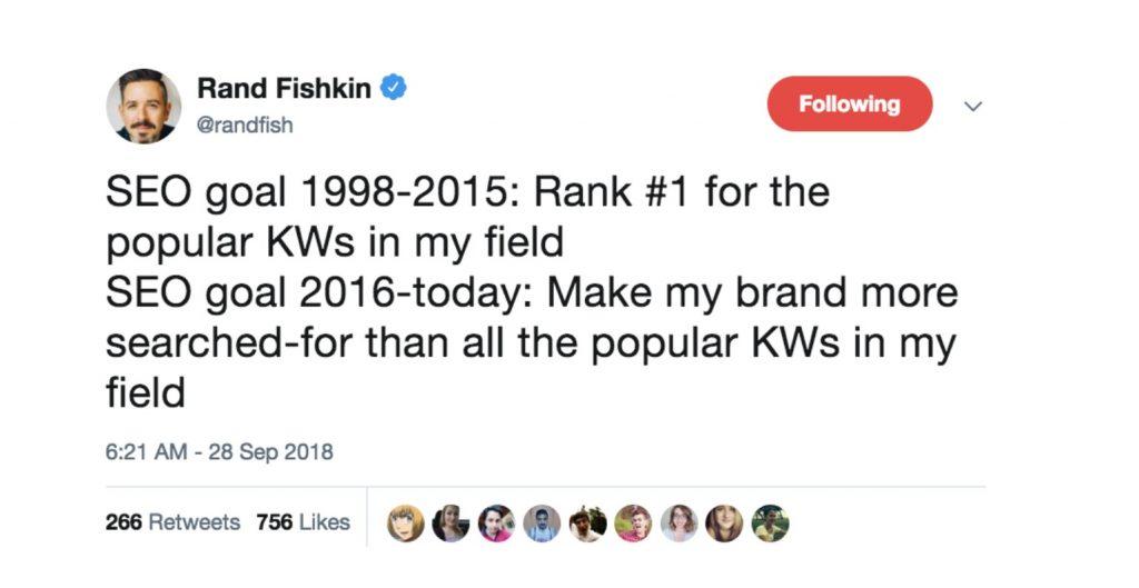 6 mẹo xây dựng liên kết SEO trong năm 2019 Rand Fishkin