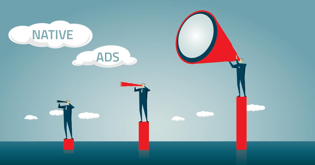 Các phương pháp hay nhất cho quảng cáo native ads