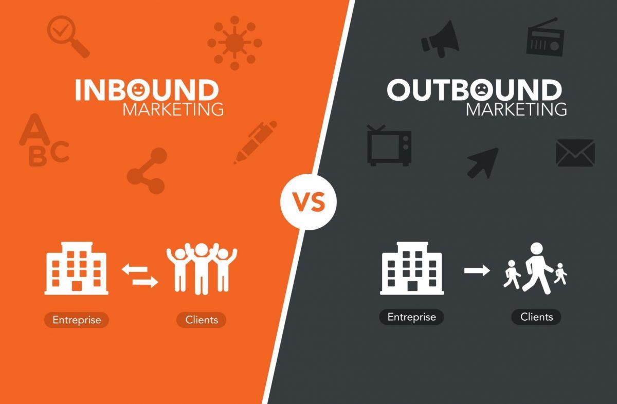 Outbound Marketing và Inbound Marketing khác nhau thế nào?
