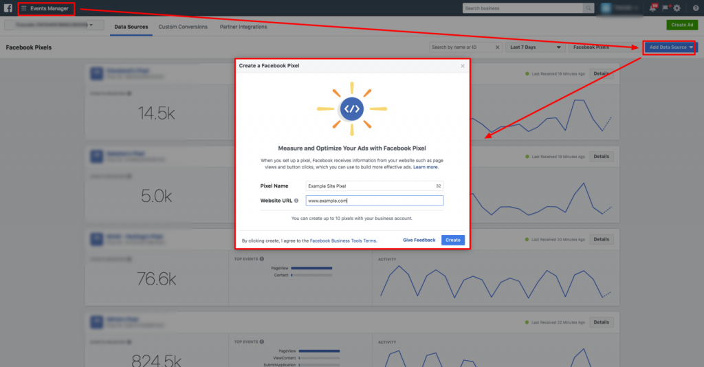 Cách bắt đầu với tiếp thị lại trên Quảng cáo Google & Facebook. Remarketing trên Facebook