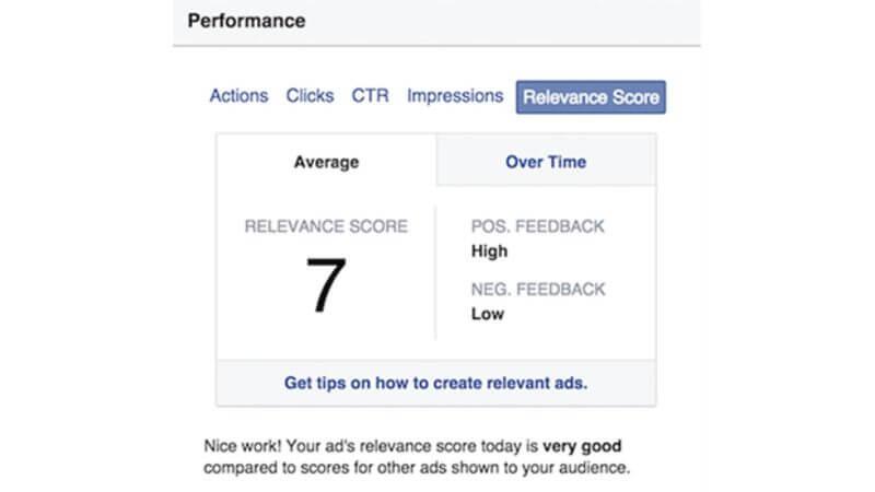 Facebook thay thế điểm phù hợp cho quảng cáo bắt đầu từ ngày 30-4