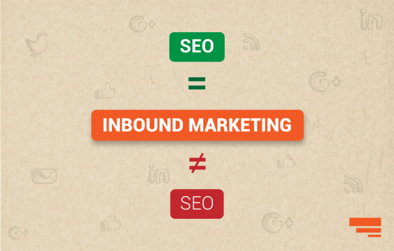 Có phải Inbound Marketing chỉ có SEO?