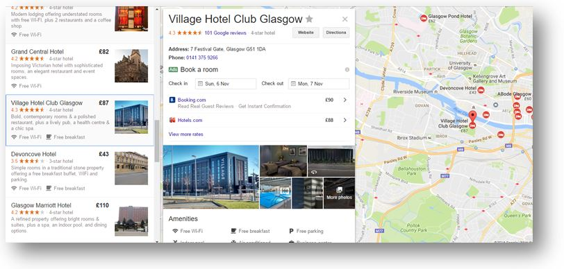 10 mẹo làm SEO cho website khách sạn
