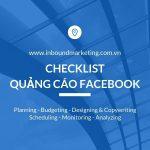 Checklist quảng cáo Facebook